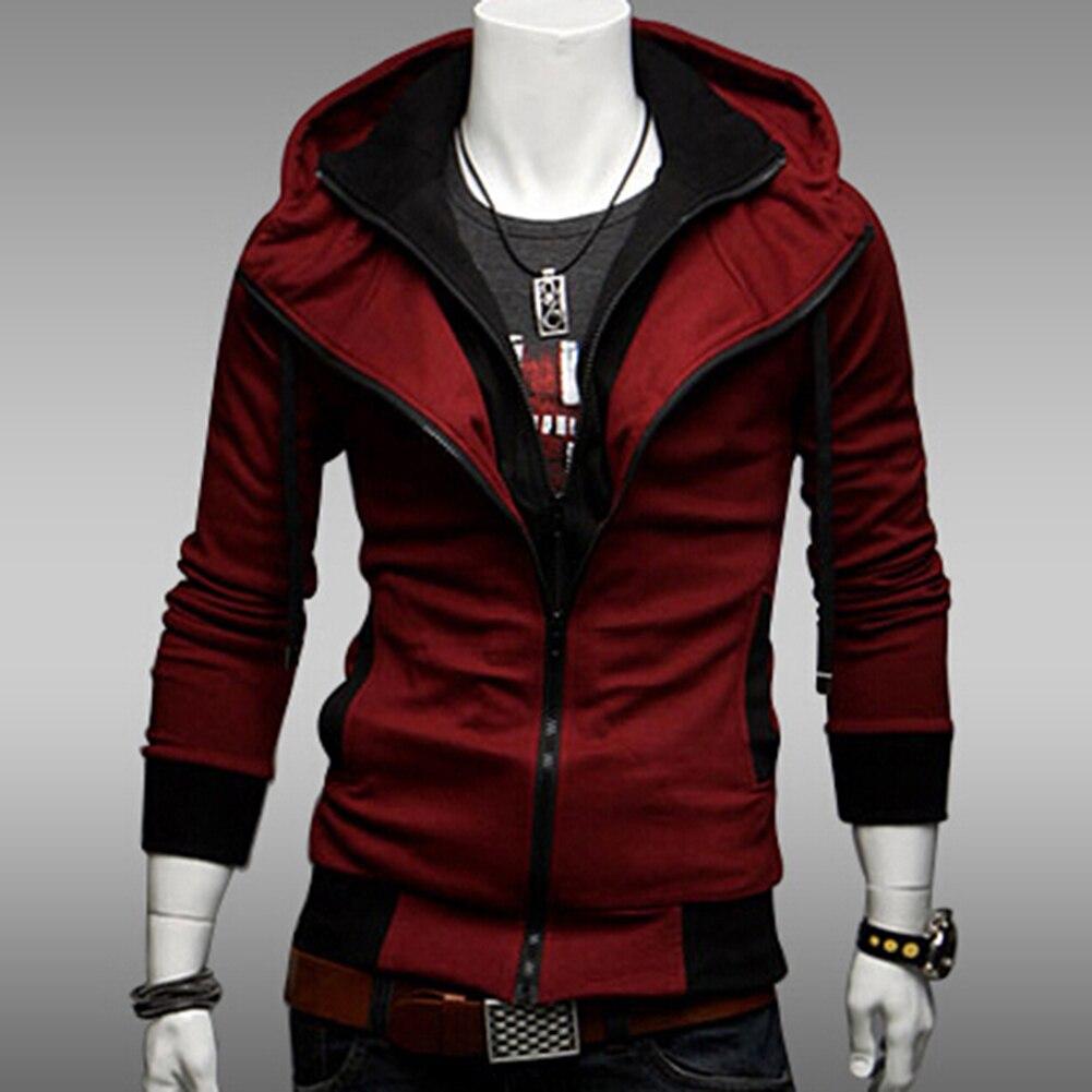 H09e84013391c4a749904f388c1d86cc4I Jacket Men Autumn Winter zipper Casual Jackets Windbreaker Men Coat Business veste homme Outdoor stormwear clothing