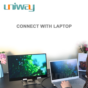 Image 4 - Uniway 15.6 inches Screen portable lcd monitor HDMI Type C USB C IPS for Laptop XBox Switch Mobile Phone PS3 PS4 gaming monitor