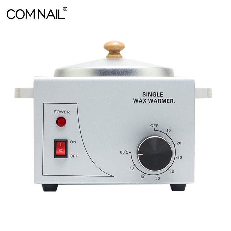 100W Paraffin Wax Warmer Mini SPA Hand Foot Single Wax Heater Rechargeable Manicure Machine Body Depilatory Hair Removal Tool