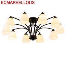 Plafonnier Moderne Home Lighting Lamp For Living Room Lampen Modern Lampada Luminaria De Teto Lampara Techo Ceiling Light