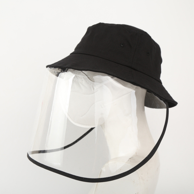 2020Multi-function Protective Cap  Protective Hat Eye Protection Anti-fog Windproof Hat Anti-saliva Face Cover Cap