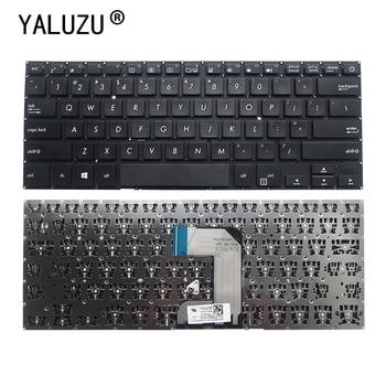 English NEW US laptop keyboard FOR ASUS E406 L406 E406M E406MA E406SA3160 E406S