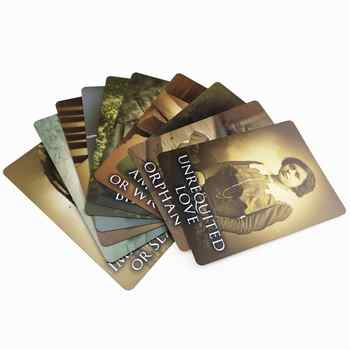 Past Life Oracle Cards Tarot Cards Deck Table Board Games Card For Family Party Playing Card Game Entertainment Gift