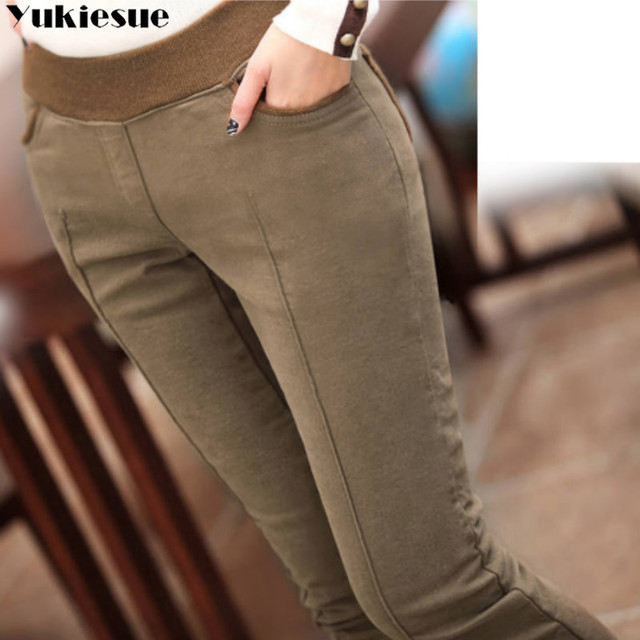 Winter Pencil Pant Leggings 2