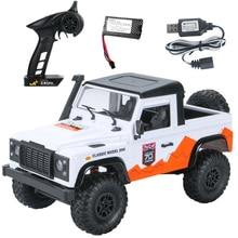 MN99A 1:12 гоночная домашняя детская игрушка, прочный бездорожье, полноразмерный Радиоуправляемый автомобиль, электрический рок-гусеничный автомобиль с дистанционным управлением, светодиодный фонарь для грузовика