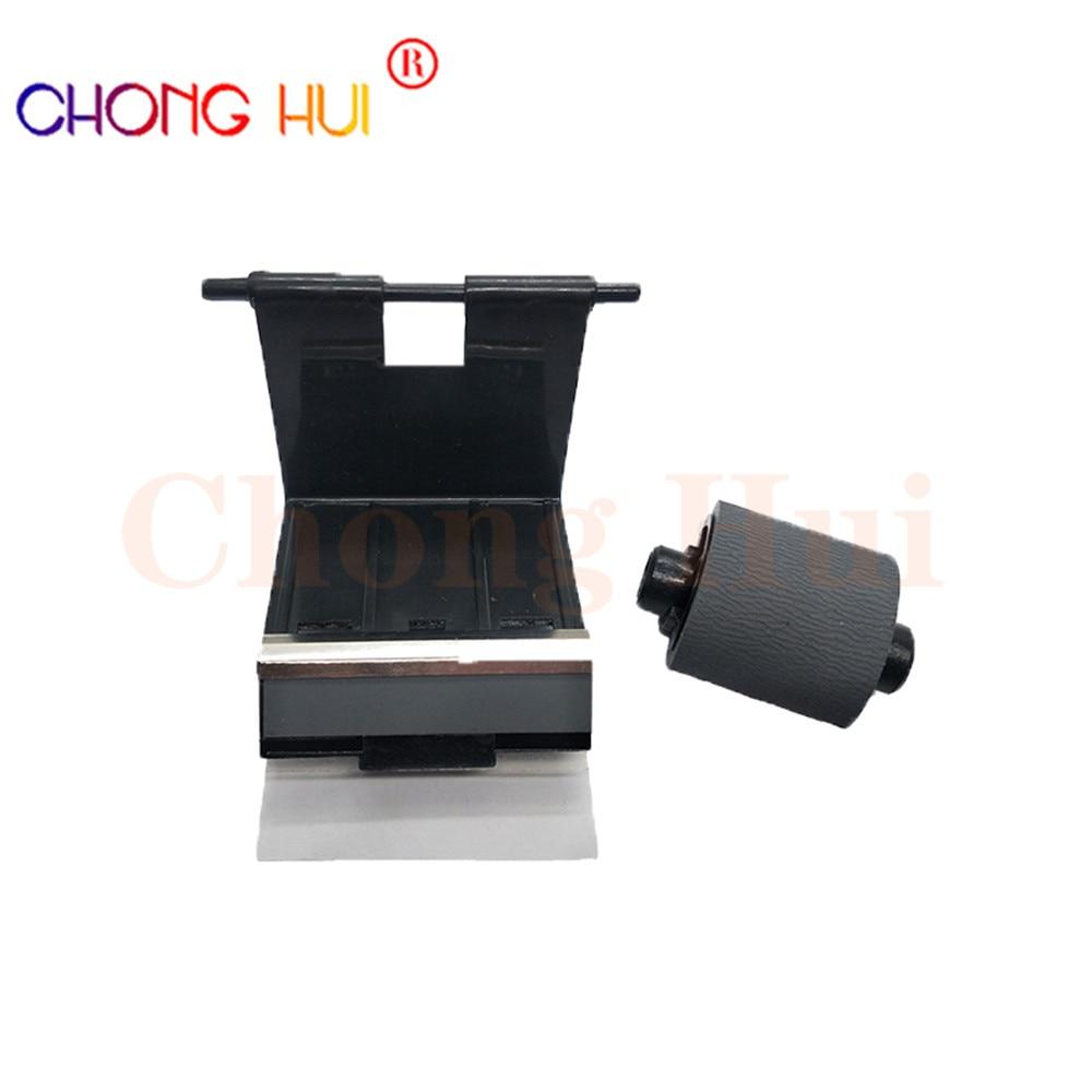 1SET Paper Pickup Roller SEPARATION PAD For Samsung ML 1510 1520 1710 1740 1750 SCX 4100 4200 4216 4216F 4300 SF 560 565PR