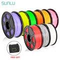 SUNLU 3D Drucker Filament 1,75mm 1KG ABS PLA PETG 3D Druck Materialien Dimensional Genauigkeit +/-0,02mm