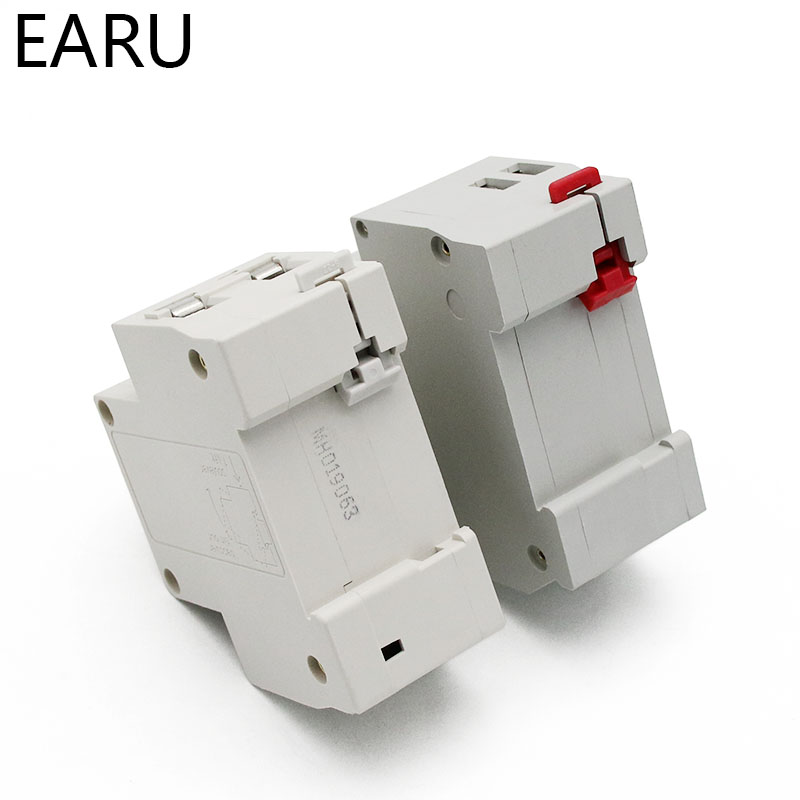 H09ea93e7202446f0a46cdd0aa5e38a69E - DZ30L DZ40LE EPNL DPNL 230V 1P+N Residual Current Circuit Breaker With Over And Short Current  Leakage Protection RCBO MCB 6-63A