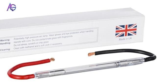 Meijunter 1 Pcs Flash Tube Xenon Lamp for Sony W320 W330,Flashtube Xenon Lamp Repair Part Replacement Strobe Speedlite Blitz