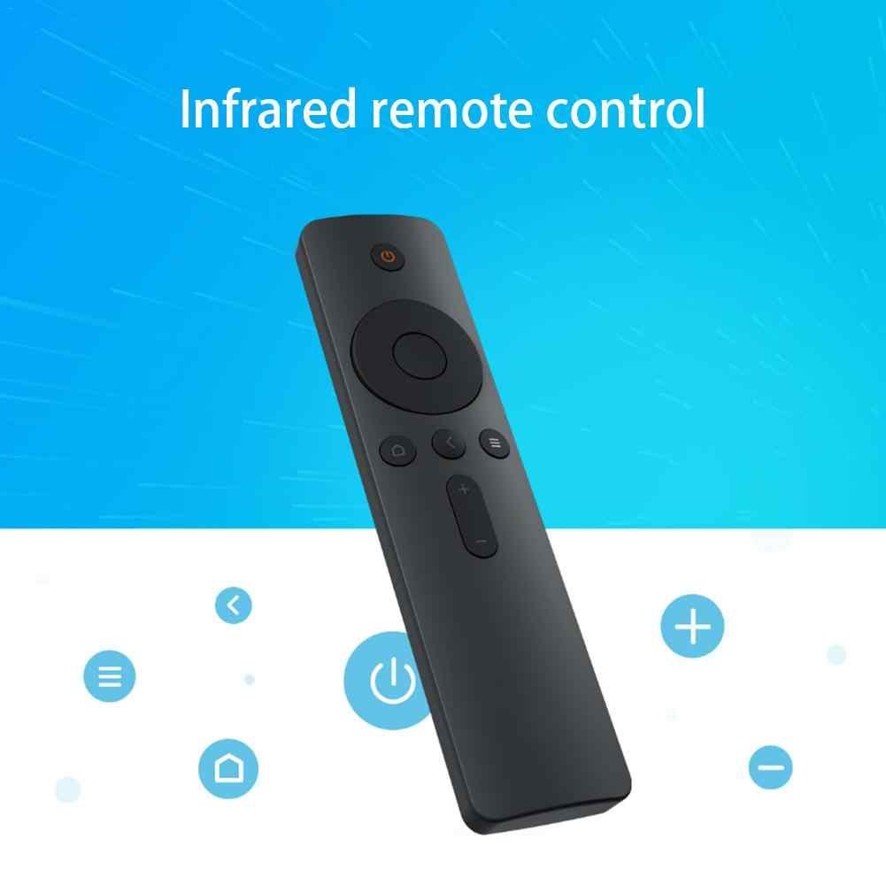 Remote Kontrol Infra Merah Silikon Lembut Tahan Suhu Tinggi Remote Cotroller untuk Mi TV Box 4A 4C 4S