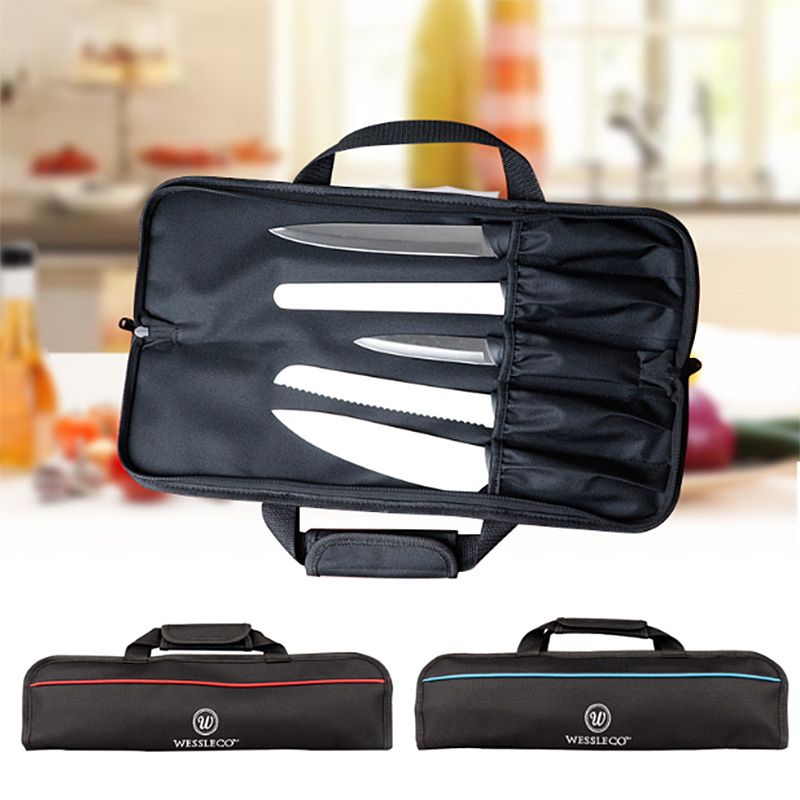 High Quality Chef Knife Bag Protable Tool Bags Kitchen Roll Bag Professional Knife Roll Pack Multi-function Kitchen Accessories