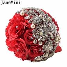 Роскошные хрустальные свадебные украшения jaevini бриллиантовый