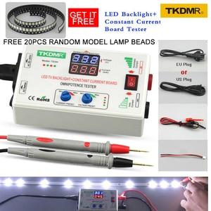 Image 2 - TKDMR Luz LED de fondo para TV, ajuste Manual de ajuste inteligente de 0 330V, comprobador de retroiluminación LED de voltaje ajustable de corriente, Cuenta de lámpara LED de placa controladora CC