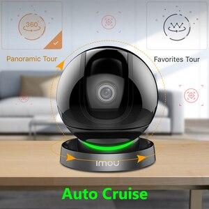 Image 2 - Dahua Security Camera Auto Cruise Wifi camera PTZ Network Surveillance Camera Privacy Mask Two way talk Smart tracking
