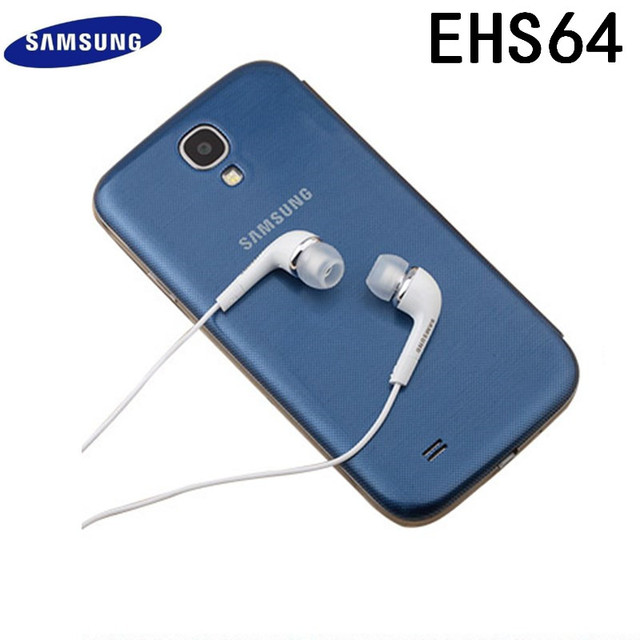 Original Samsung 3.5MM Earphone EHS64 Headsets Wired with Microphone For Galaxy S3 S6 S8 for Android IsoPhones In ear Earphones
