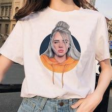 Billie Eilish T Shirt Streetwear Hop ee -shirt