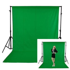 Image 2 - Mehofond Green Screen Backdrops Chromakey Non woven Fabric Professional Solid Photography Backgrounds for Photo Studio Customize