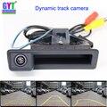 HD динамическая траектория Автомобильная камера заднего вида для Bmw 3 5 серии X5 X1 X6 E39 E46 E53 E82 E88 E84 E90 E91 E92 E93 E60 E61 E70 E71