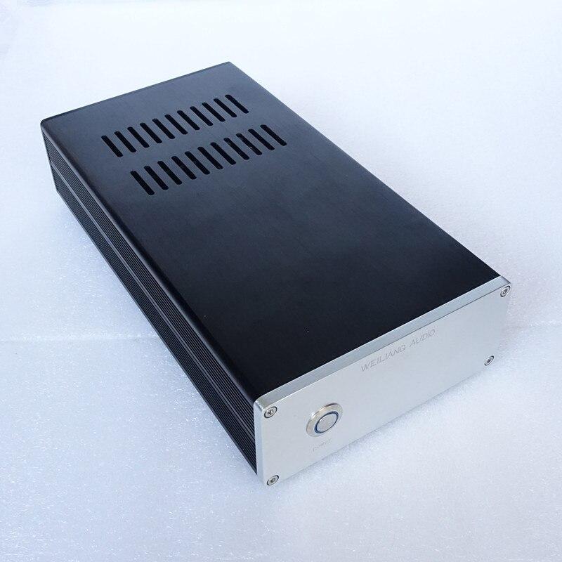 WEILIANG AUDIO 120W alimentation linéaire régulée-in Amplificateur from Electronique    1