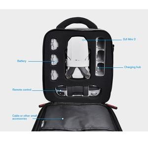 Image 5 - STARTRC حقيبة كتف Mavic Mini 2 ، حقيبة تخزين مقاومة للماء ، ملحقات DJI MINI 2