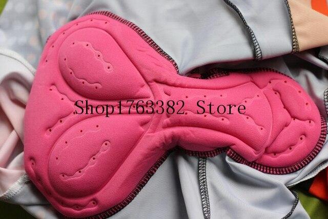 Triathlon terno roupas ciclismo conjuntos de corpo rosa roupa feminina macacão feminino triatlon kits 6