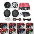 2021 Лидер продаж Hi-Fi стерео аудио усилитель аркадная игра аудио комплект 4 дюйма Динамик Авто 2 Cananal Стерео DVD Динамик
