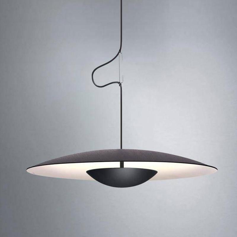 Famous designer personality creative single  restaurant pendant lamp simple Nordic style cafe dining table fashion pendant lightPendant Lights   -