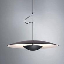 Famous designer personality creative single  restaurant pendant lamp simple Nordic style cafe dining table fashion pendant light