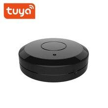 Tuya WiFi IR télécommande intelligente maison infrarouge télécommande universelle pour Alexa Google maison climatiseur TV