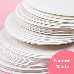 Image 5 - Mixed cotton Professional Round Watercolor Paper Pad Aquarelle Book Watercolour Painting Paper Hand Paint Office School Supplies
