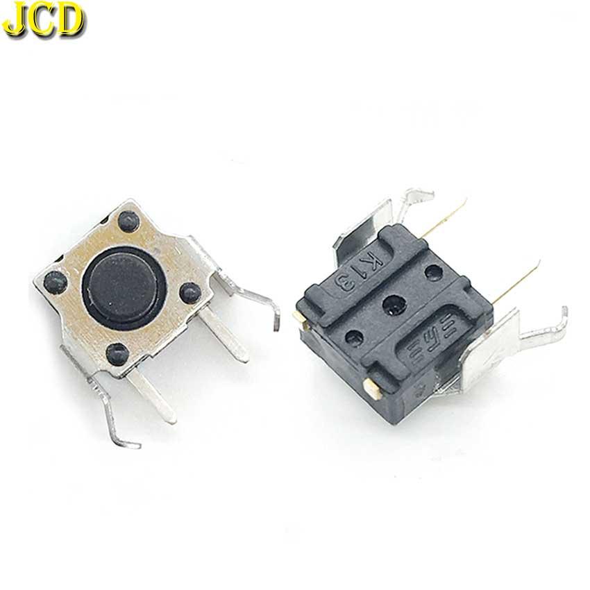 JCD 1 шт. для GameBoy Advance SP Оригинальные кнопки триггера левого и правого плеч для GBA SP NDS L R Key Micro Switch