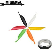 100pcs Archery Spin Vanes 1.75inch Spiral Feather Right Wing DIY Carbon Arrow Aluminum Arrow Shooting Hunting Accessories