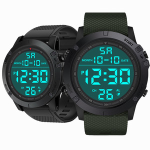 Fashion Men's Watches Luxury Waterproof Digital Watch Silicone Military Sports Watch Luxury LED Watches relogio masculino 2020