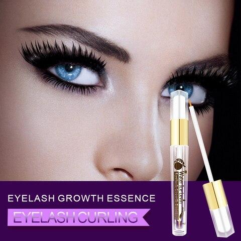 Eyelash Enhancer Essence Eyelash Growth Serum Treatment Natural Herbal Moisturizing Eye Lashes Mascara Lengthening Longer TSLM2 Lahore