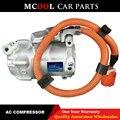 ES18C электрический AC Компрессор автомобиля для Toyota Prius Hybrid 1 5 2004-2009 88370-47010 042000-0193 042000-0194 042000-0196