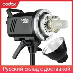 Image 1 - Godox receptor inalámbrico incorporado MS200, 200W o MS300, 300W, 2,4G, ligero, compacto, duradero, Bowens, Flash de estudio