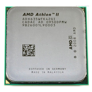 AMD Athlon II X4 635 2.9GHz Quad-Core CPU Processor ADX635WFK42GI/ADX635WFK42GM Socket AM3 938pin