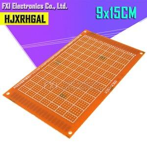 2PCS 9x15cm 9*15 DIY Prototype Paper PCB Universal Experiment Matrix Circuit Board igmopnrq