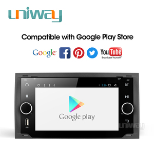 Image 3 - uniway ALLFKS7071  2G+32G  android 9.0 car dvd for Ford Mondeo C max focus galaxy S max fusion ranger escape expedition fiesta
