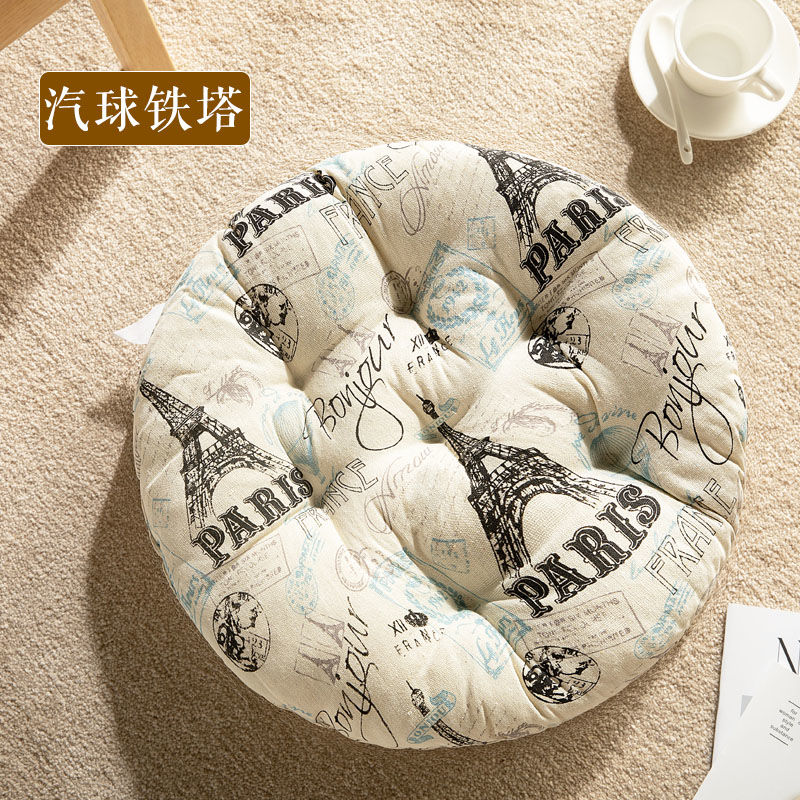 New Seat Cushion Round Chair Cushion Breathable Seat Cushion Cat Pillow Fart Mat Outdoor Camping Seat New Seat Cushion Round Chair Cushion Breathable Seat Cushion Cat Pillow Fart Mat Outdoor Camping Seat Pad Thicken Chair Pad