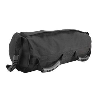 Fitness Weights Sandbags, Training Exercise Dynamic Load Heavy Duty Workout Gym Sandbag (Black (10-60Lbs))