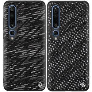 Image 1 - Nillkin Twinkle Case For Xiaomi Mi 10 Mi10 Pro Twinkling Protector zebra Python Cover Shell