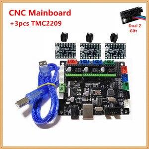 GRBL 1.1 CNC controller CNC laser upgrade parts replace cnc shield v3 expansion board arduino UNO R3 Mach3 usb card MKS DLC V2.0