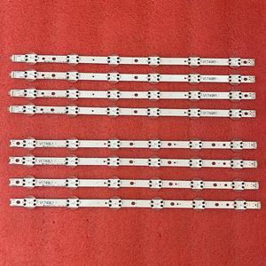 Image 1 - 5set=20pcs LED Backlight strip For LG 49UV340C 49UJ6525 49UJ6585 49UJ6565 49UJ651V 49UJ670V 49UJ701V V17 49 R1 L1 ART3 2862 2863