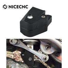 Амортизатор ссылку Защита черный помпон из нейлона для горючий газ 2-х тактный двигатель EX 300 EC 250 MC 125 4-тактный 250F 350F 450F 2021