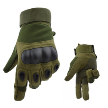 Men Hunting Airsoft Gloves Army Military Combat Tactical Hard Knuckle Full Finger Sport Hiking