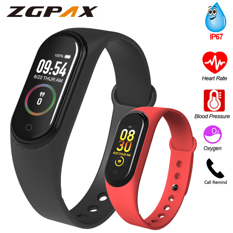 Smart Watch Men Waterproof Blood Pressure Smartwatch Women Heart Rate Sport Fitness Tracker Watch Wearable Device Dropshipping