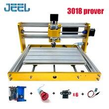 CNC 3018 PROVER Laser Engraver Wood CNC Router Machine GRBL ER11 Hobby DIY Engraving Machine for Wood PCB PVC