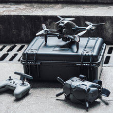 PGYTECH DJI FPV Drone Safety Carrying Case Waterproof Bag DJI Drone Box Waterproof Storage Suitcase For DJI FPV Drone