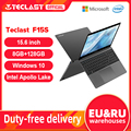 Neueste Teclast F15S Windows 10 Laptop 15,6 Zoll Notebook 6GB/8GB RAM 128GB ROM Intel Apollo see Laptops 1920x1080 FHD Dual Wifi